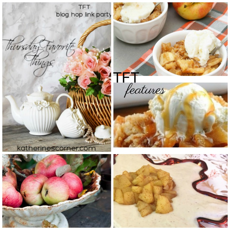 Autumn Apples and TFT