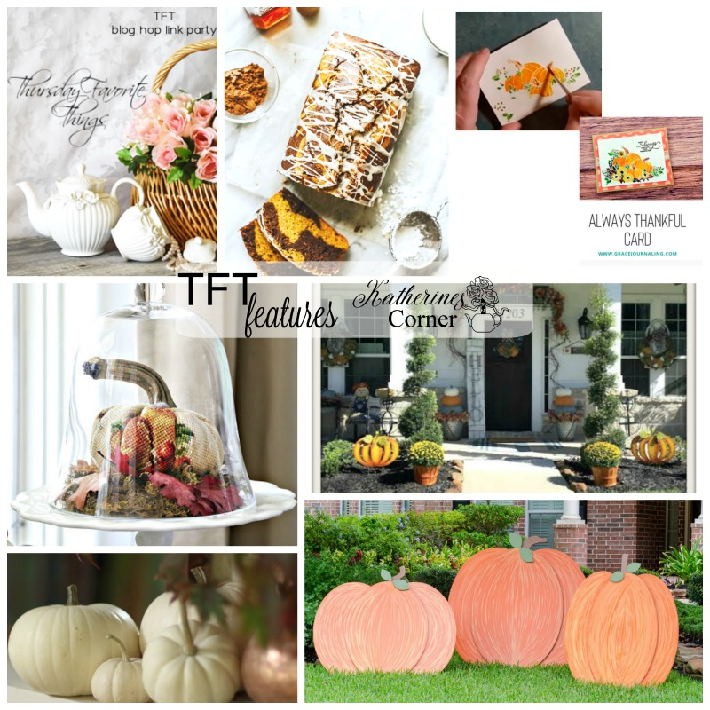 Pumpkins and TFT Party