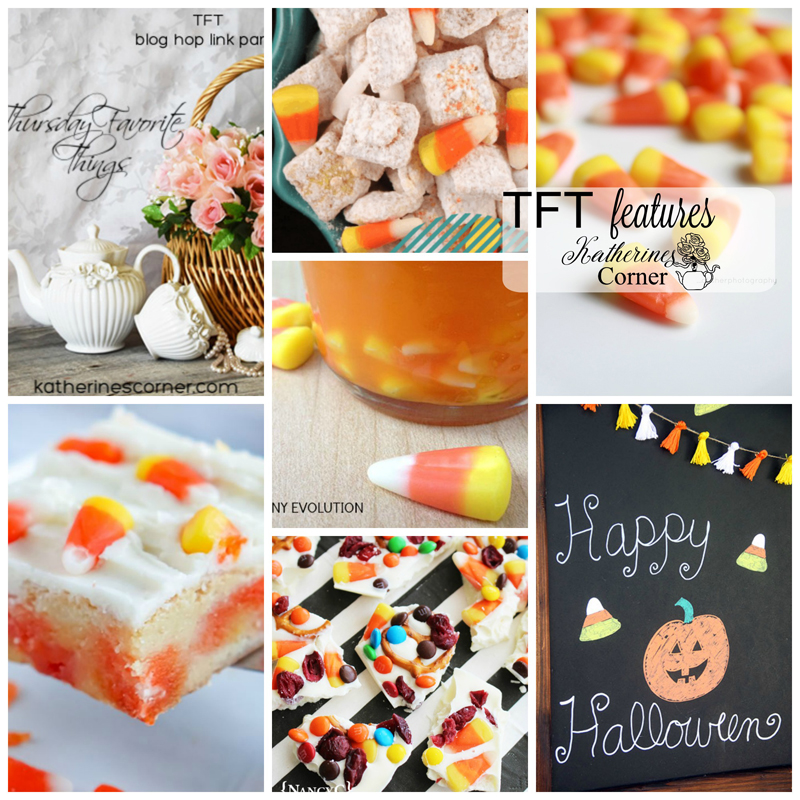 Candy Corn and TFT Party