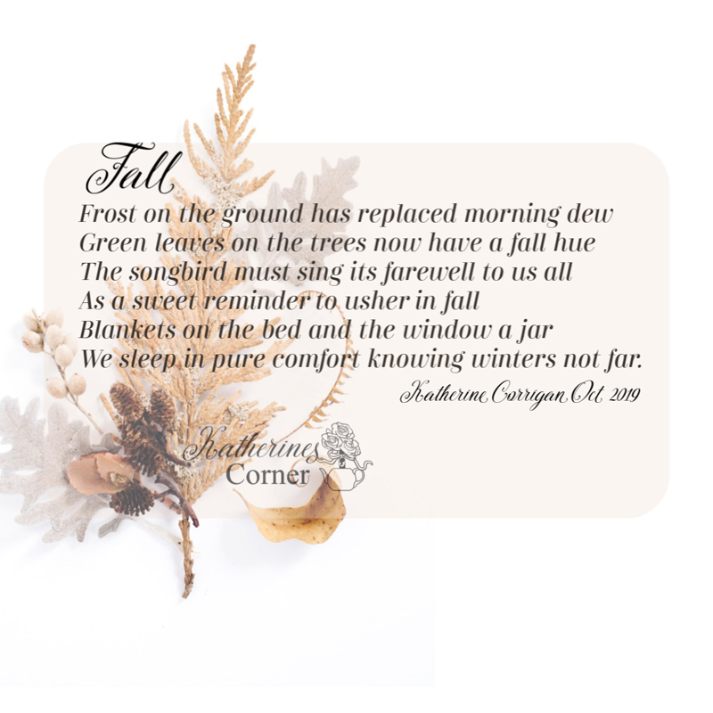 Ode to Fall