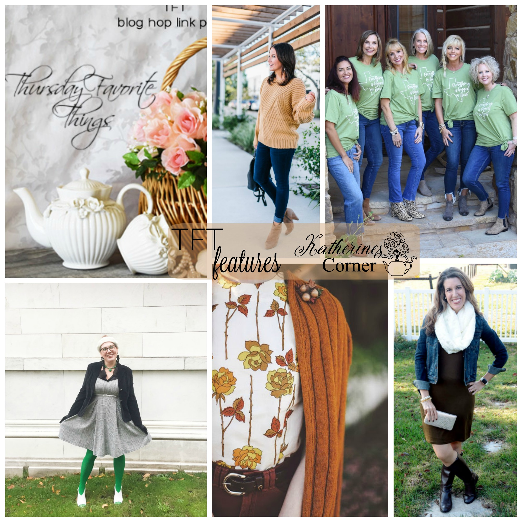 Fall Fashion and TFT Party