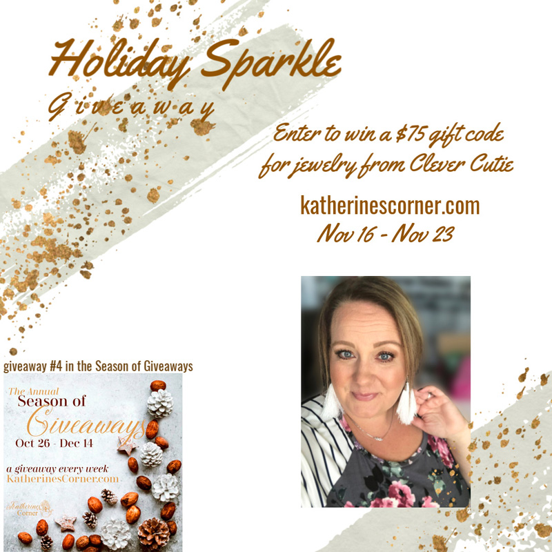 Add a Little Holiday Sparkle Giveaway