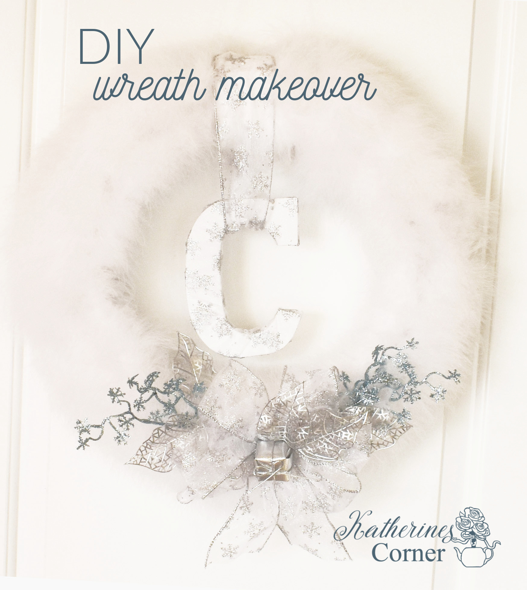 DIY Wreath Makeover