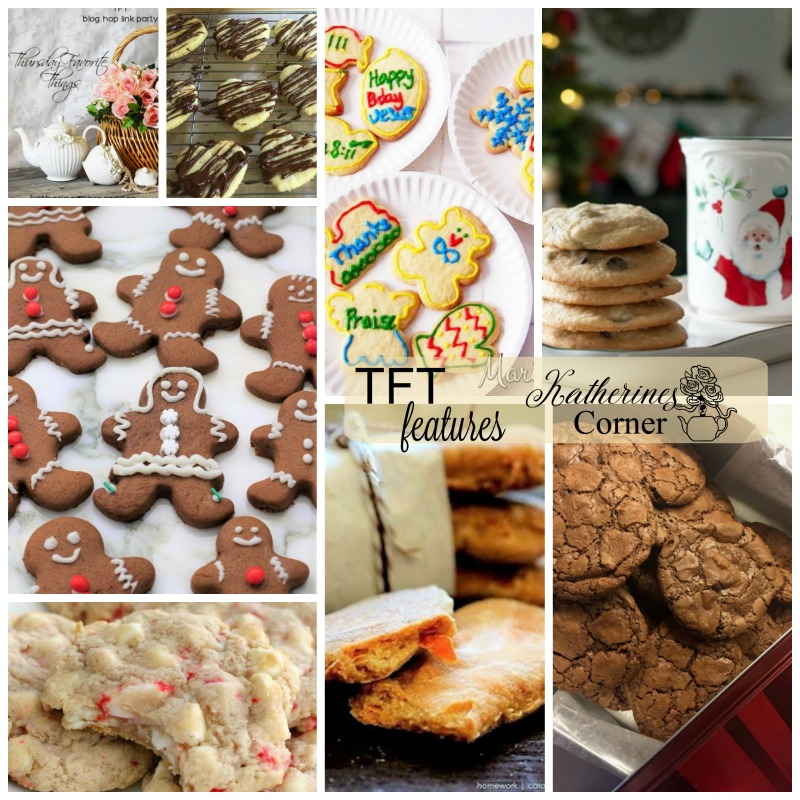 Cookies and the TFT Party