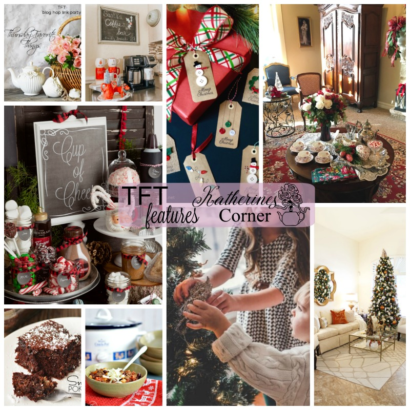 Take the Chill Off and TFT Blog Hop