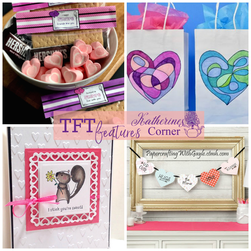 Paper Hearts and TFT Blog Hop