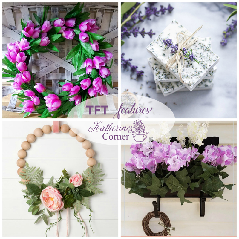 DIY Flower Power and TFT