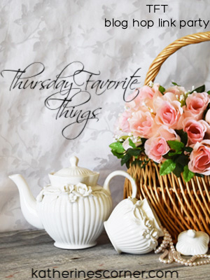 TFT blog hop link party for bloggers