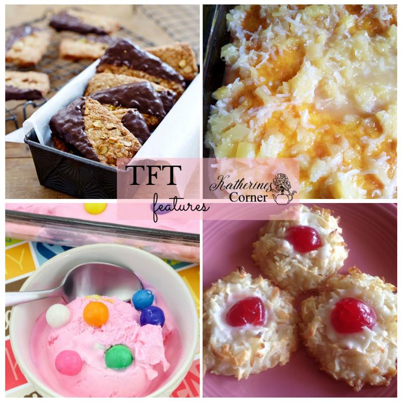 Dessert and TFT Blog Hop