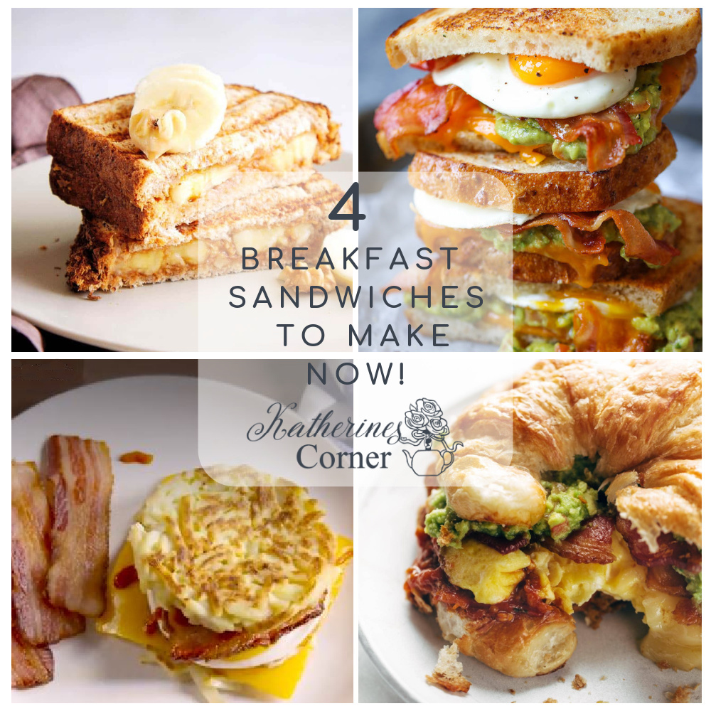 Breakfast Sandwiches to Make Now