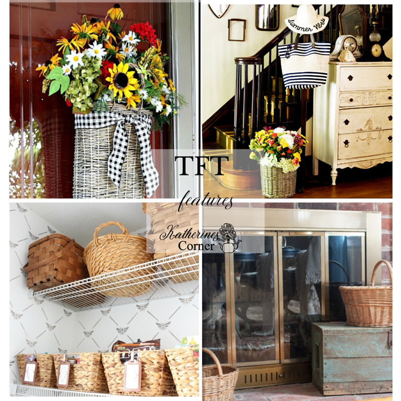 Home Refresh and TFT Blog Hop