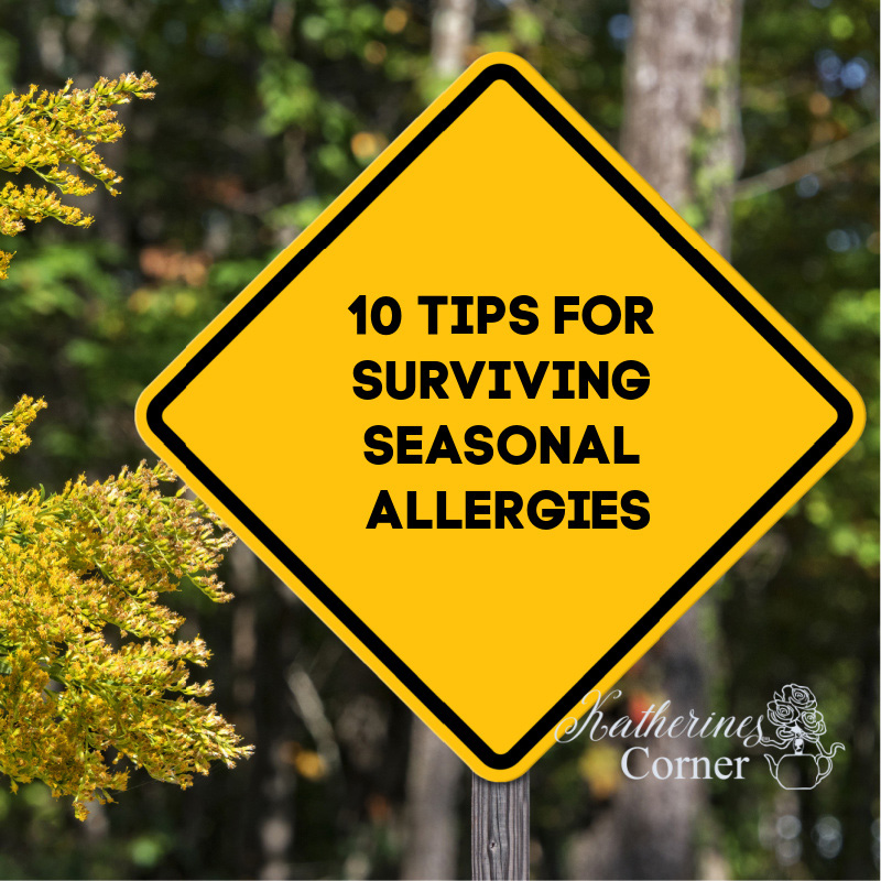 Surviving Seasonal Allergies