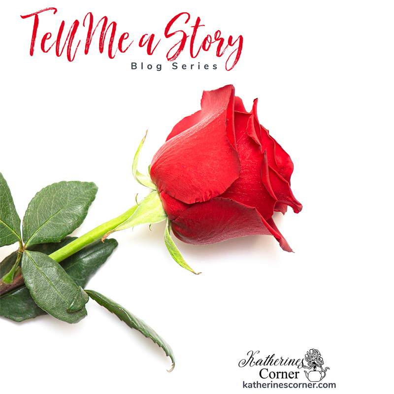 Tell Me a Story Featuring Cynthia B. Ainsworthe