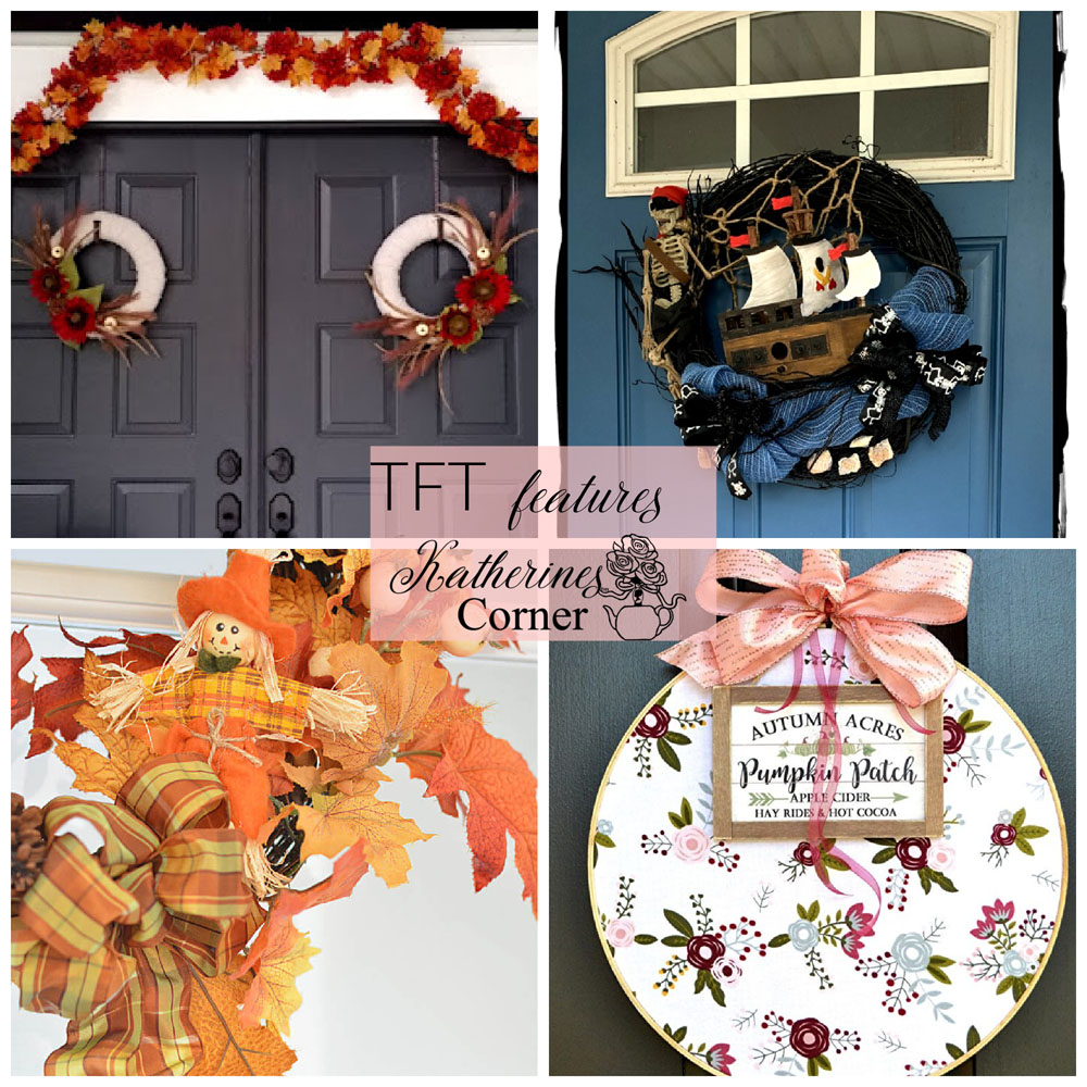 DIY Door Decor and TFT