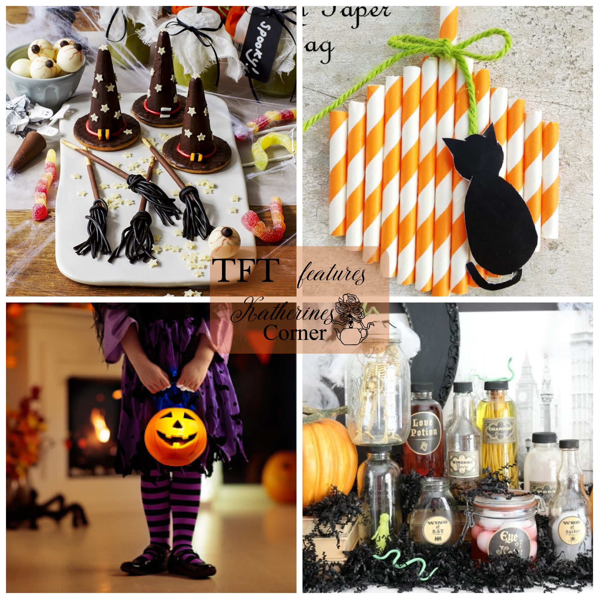 Halloween and the TFT Blog Hop
