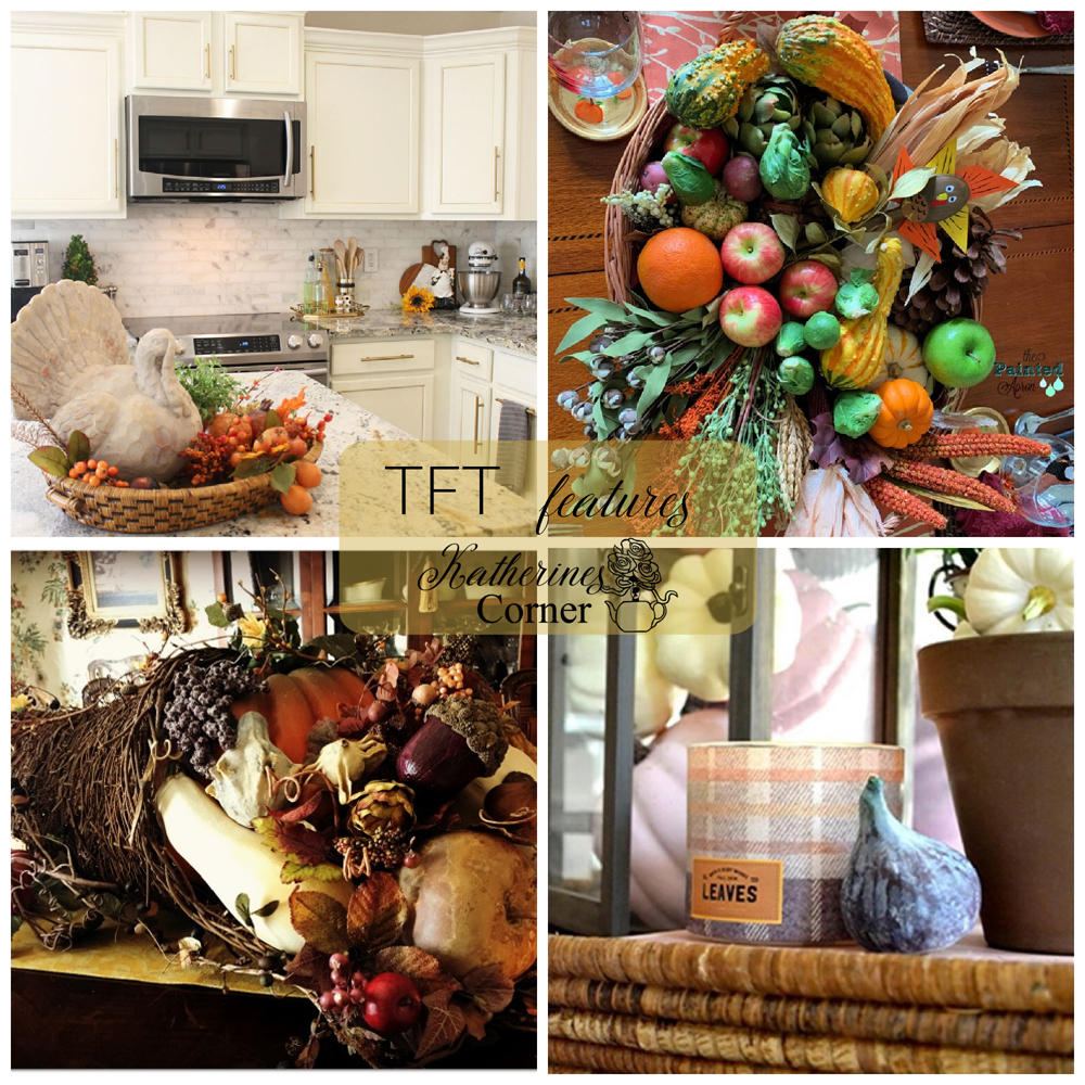 Autumn Baskets and TFT  Blog Hop
