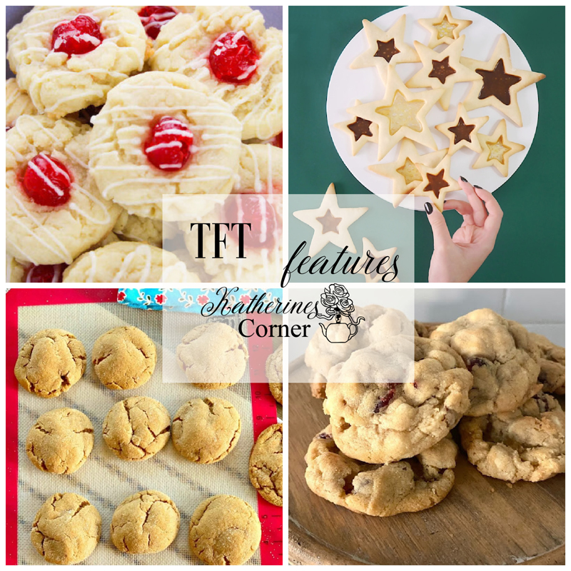 Christmas Cookies and TFT