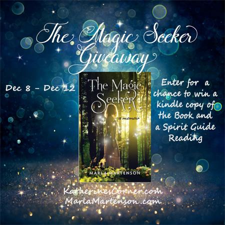 Magic Seeker Giveaway