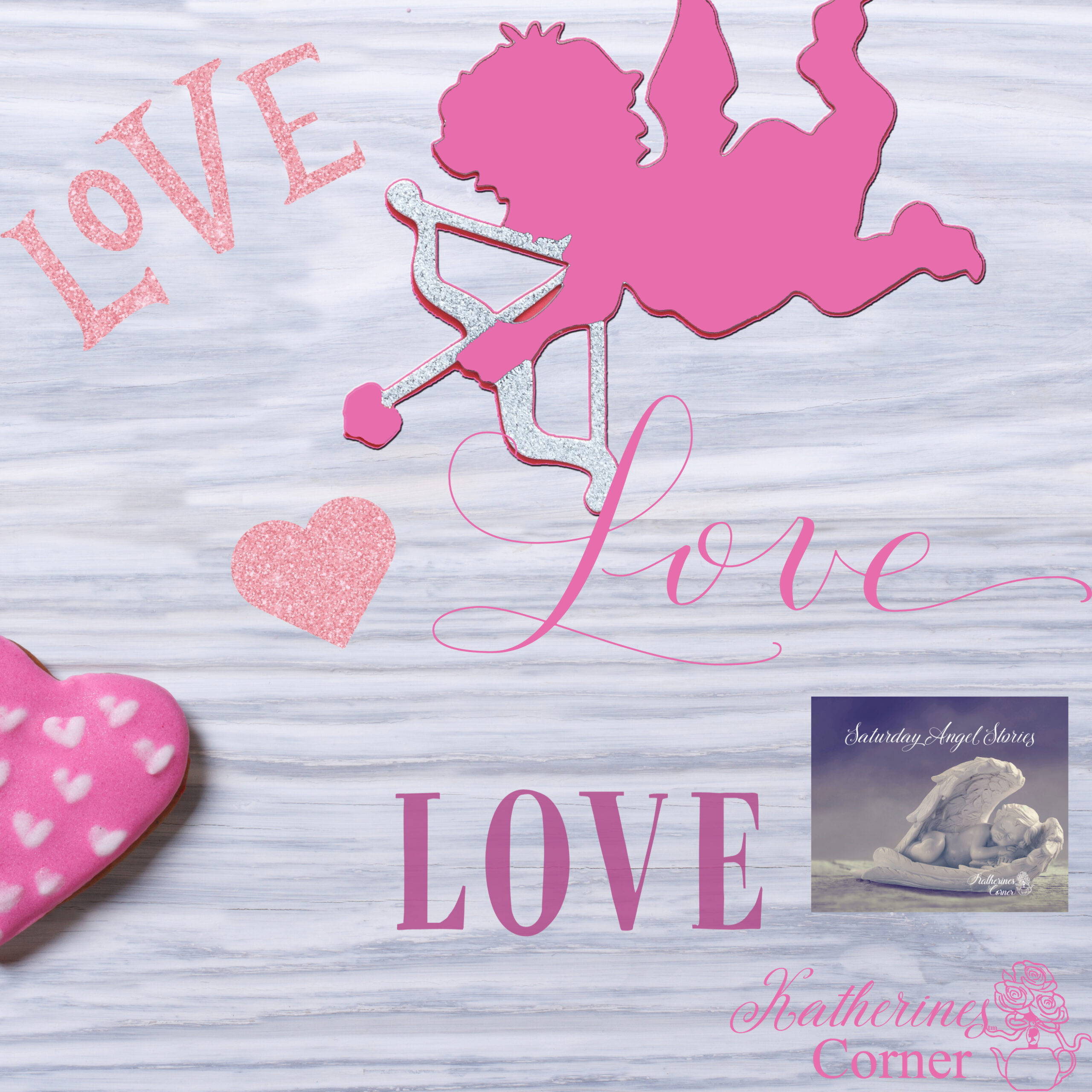 Saturday Angel Stories Cupid