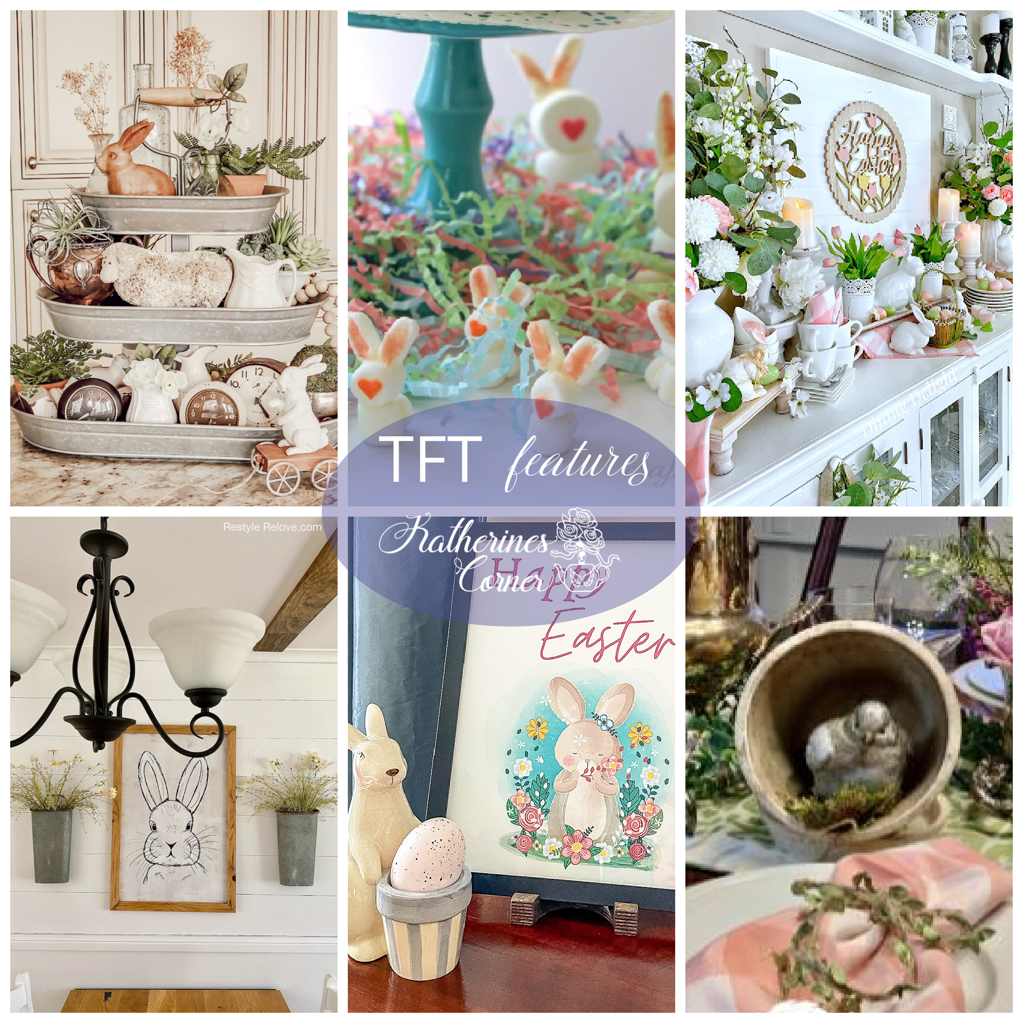 Easter and TFT Blog Hop