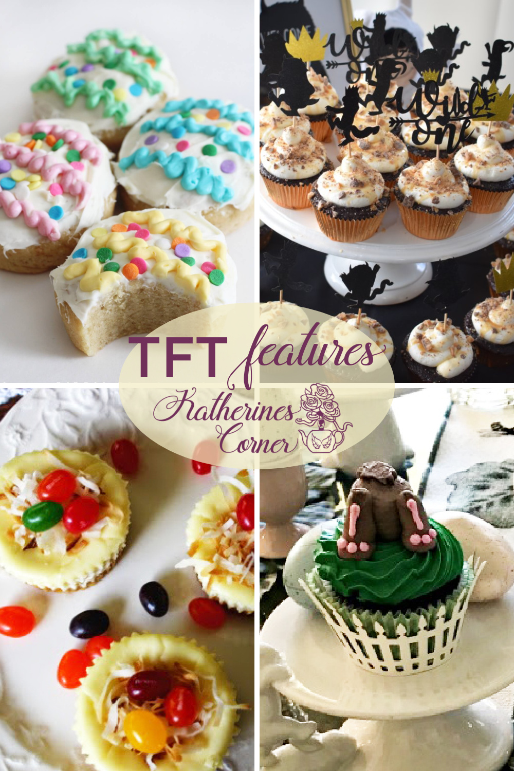 Cupcakes and TFT Blog Hop