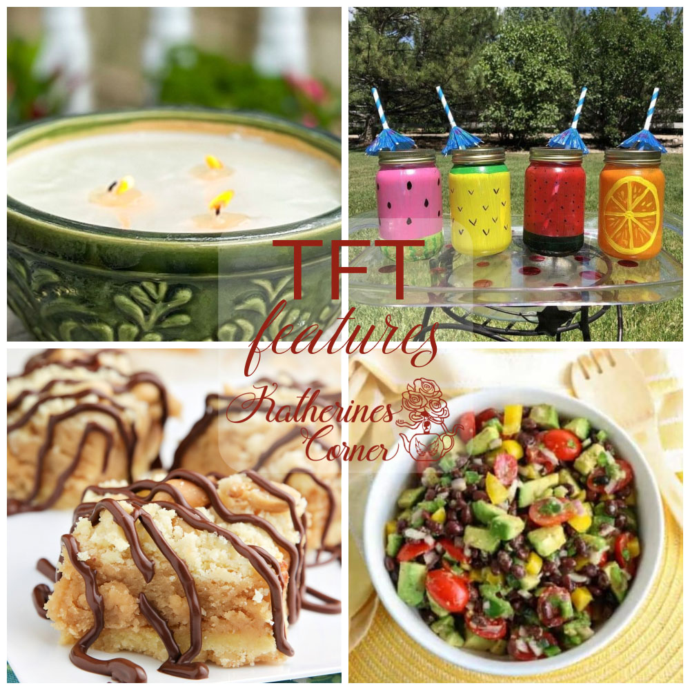 Barbecue and TFT Blog Hop