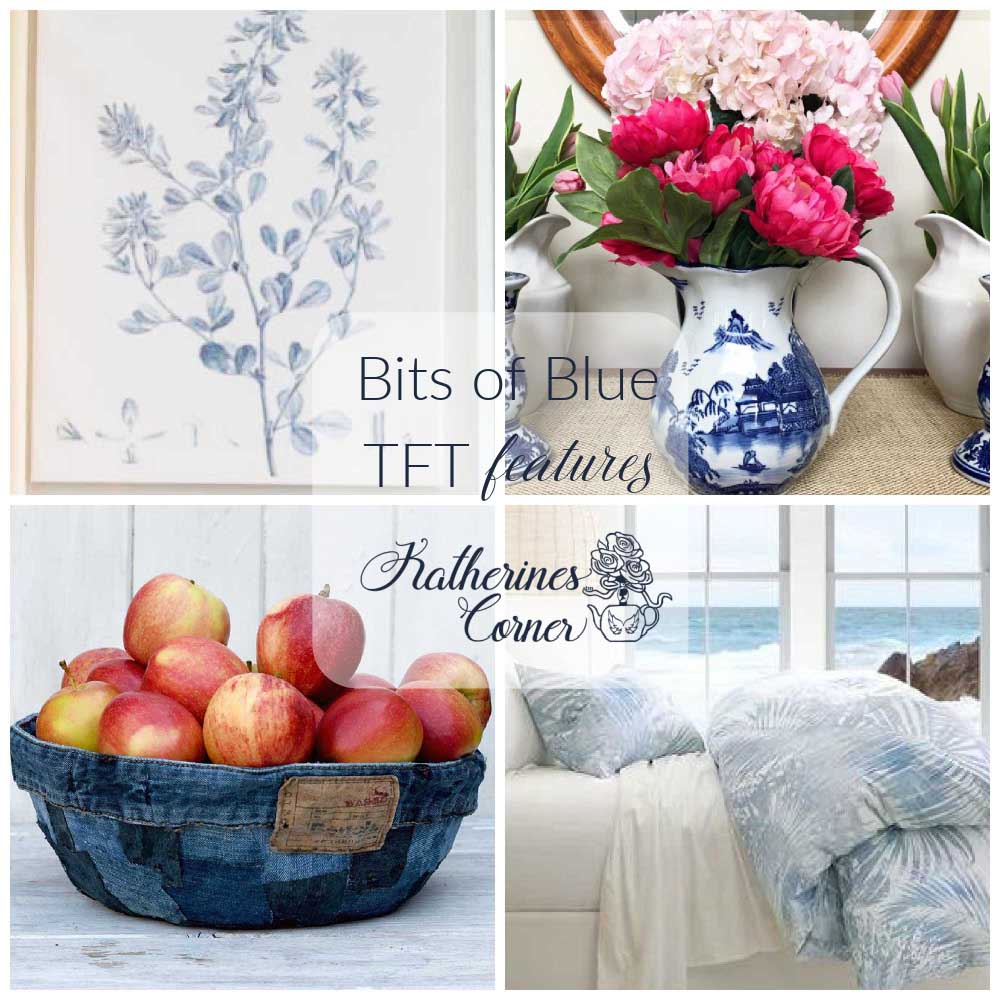Bits of Blue and TFT Blog Hop