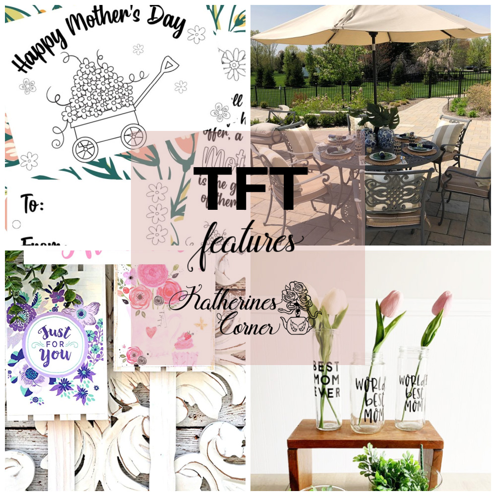 Mothers Day and TFT Blog Hop