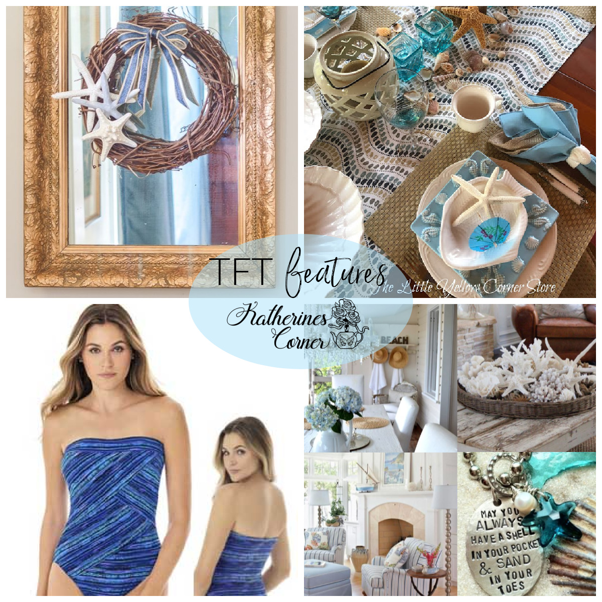 By the Sea and the TFT Blog Hop