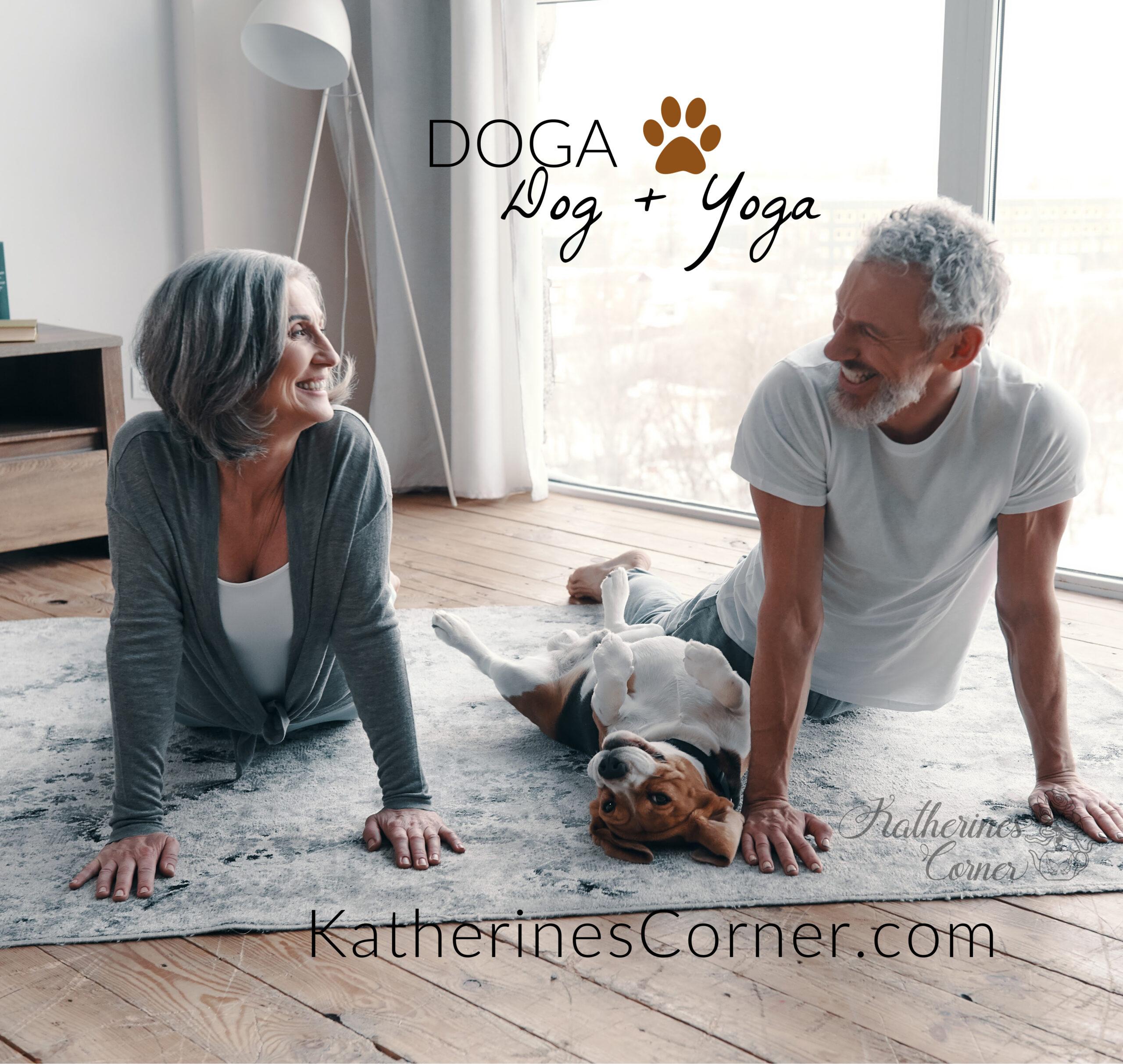 DOGA aka Dog Yoga