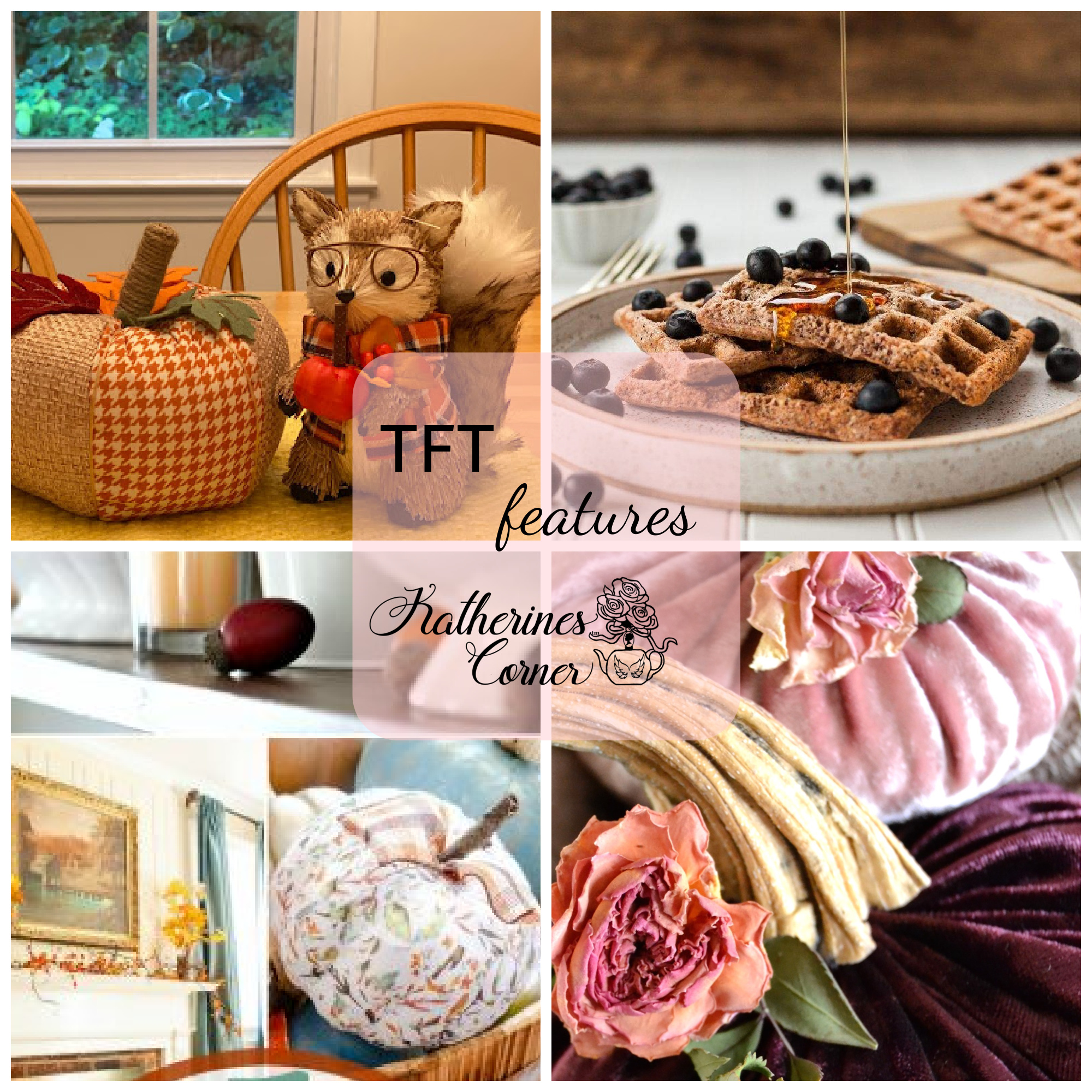 Never to Early for Pumpkins and TFT Blog Hop