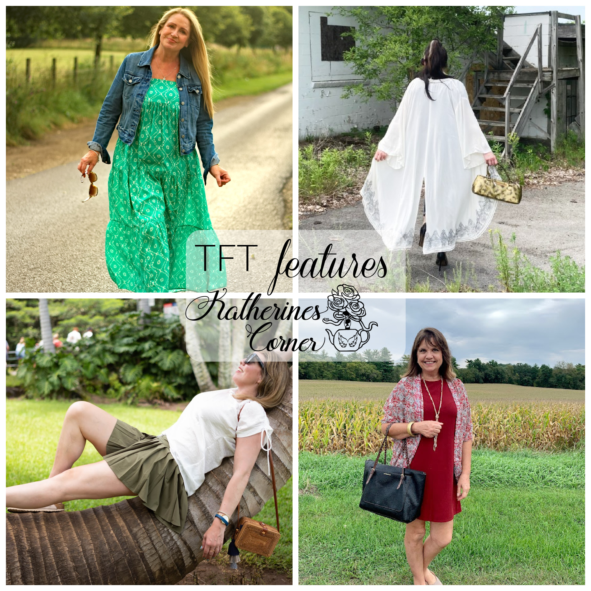 Fab Fashion Finds and the TFT Blog Hop