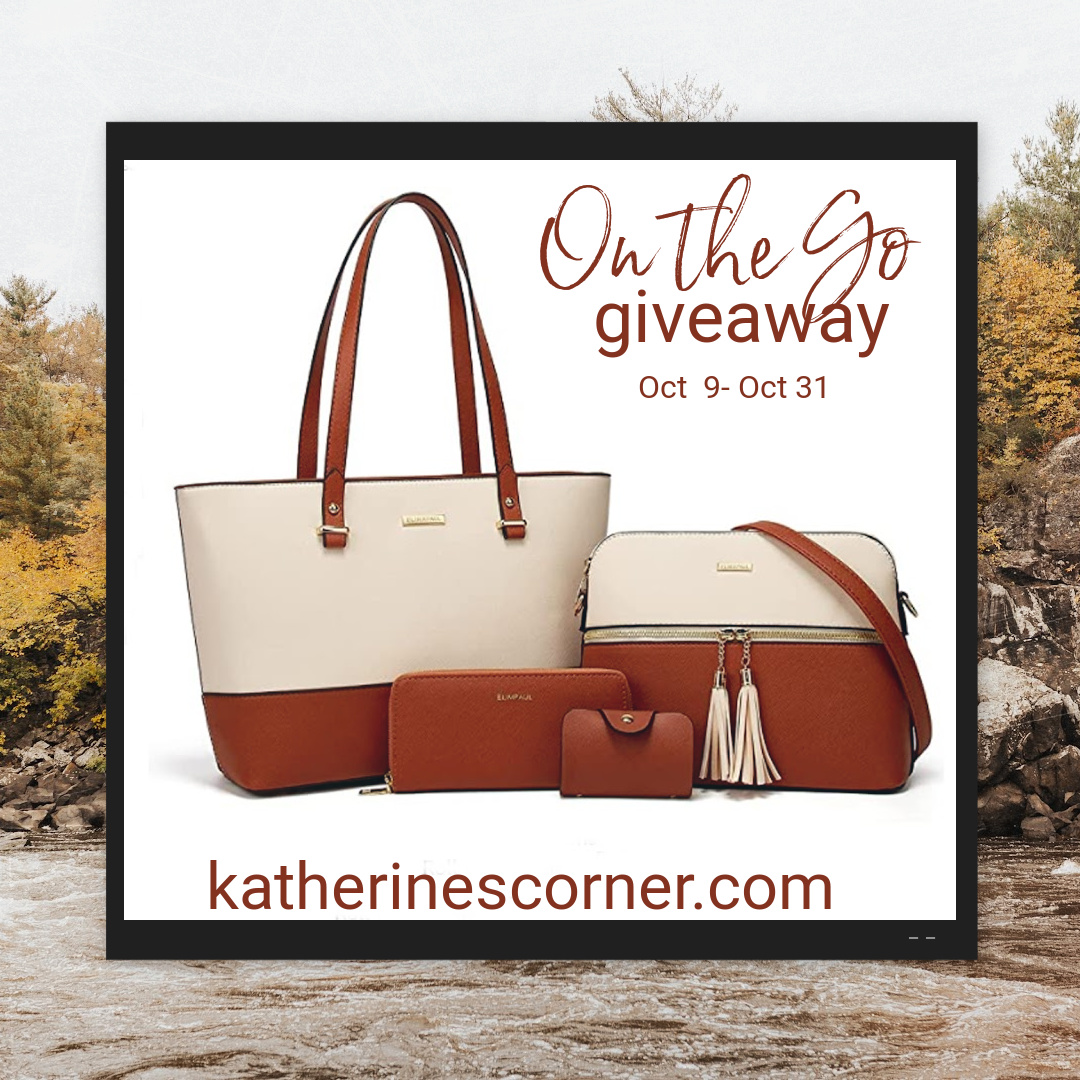 Enter For A Chance to Win a 4 Piece Purse Set